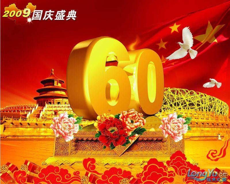 辉煌国【西安水族市场在哪里】庆60周年,共祝祖国繁荣昌盛 西安观赏鱼信息 西安博特第8张