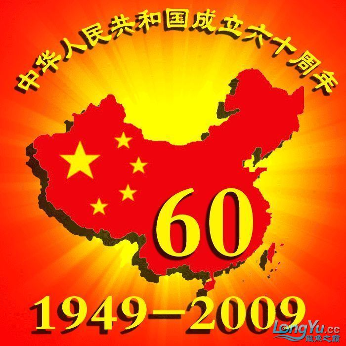 辉煌国【西安水族市场在哪里】庆60周年,共祝祖国繁荣昌盛 西安观赏鱼信息 西安博特第18张