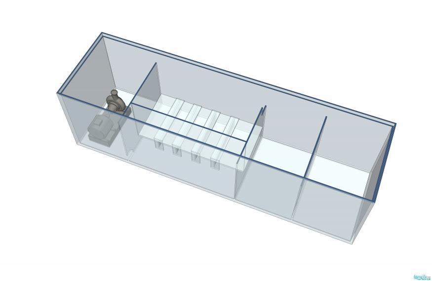 欧式超白玻璃鱼缸设计图纸200X70X100 西安观赏鱼信息 西安博特第3张