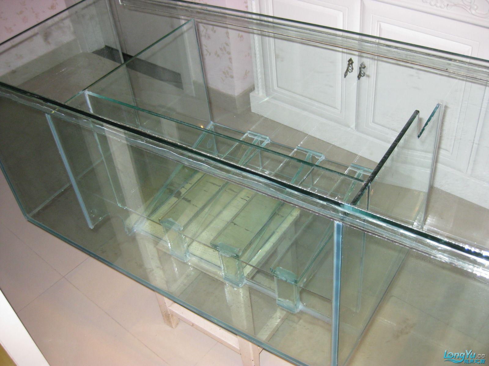 欧式超白玻璃鱼缸设计图纸200X70X100 西安观赏鱼信息 西安博特第5张