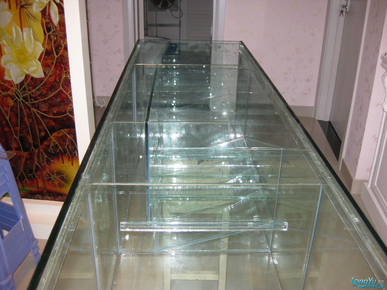 欧式超白玻璃鱼缸设计图纸200X70X100 西安观赏鱼信息 西安博特第6张