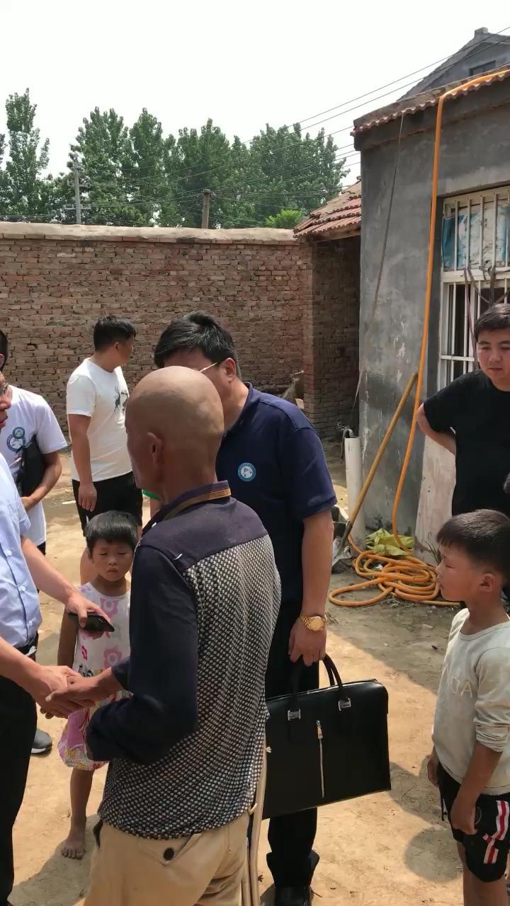 中国渔业协会慈善行河南站