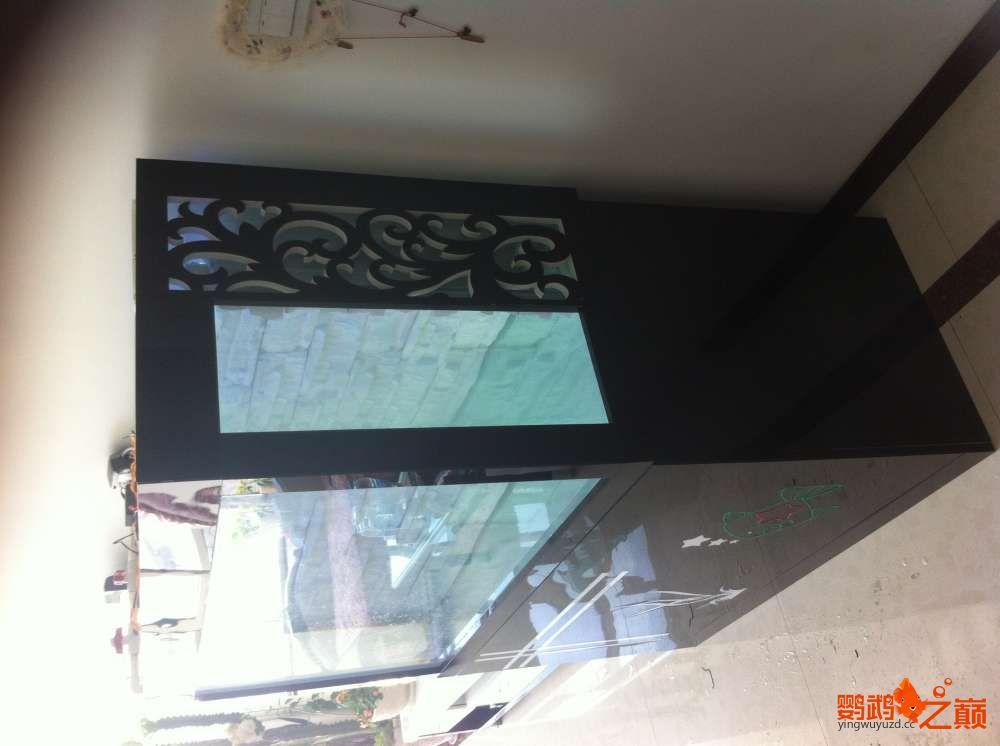 帮朋友DIY 2个小缸 刚完工12米x05米x06米高 西安龙鱼论坛 西安博特第9张
