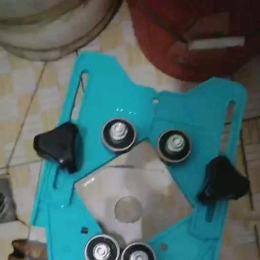干细活需利器媲美机器开孔 西安龙鱼论坛 西安博特第1张