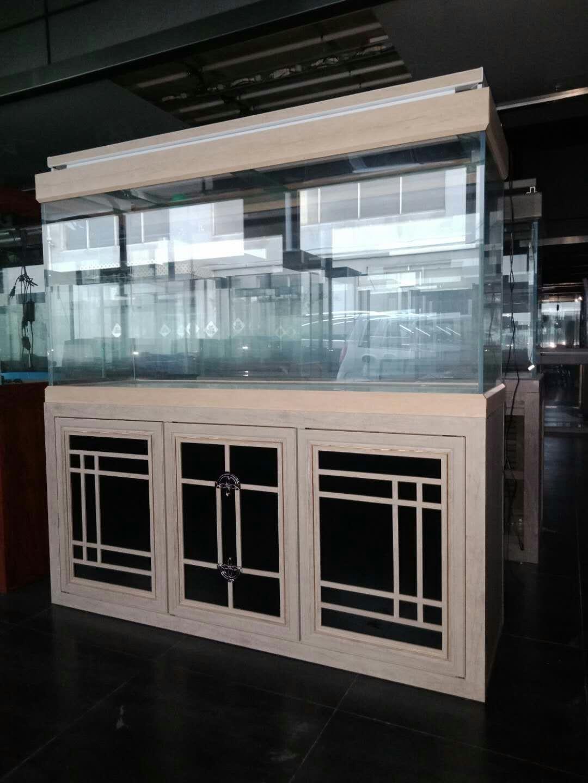 超白龙鱼鱼缸批发无溢流款龙鱼鱼缸定 西安龙鱼论坛 西安博特第8张
