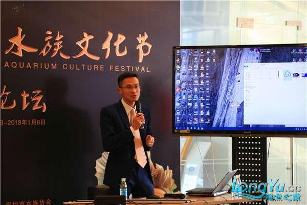 深圳水族文化节知识讲座—龙鱼的起源 西安观赏鱼信息 西安博特第2张