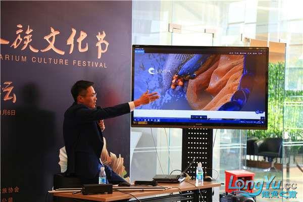 深圳水族文化节知识讲座—龙鱼的起源 西安观赏鱼信息 西安博特第3张