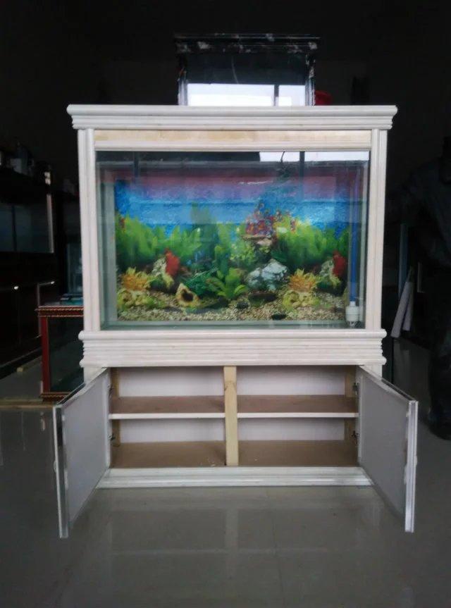 缸养锦鲤日常管理之洗棉 西安观赏鱼信息 西安博特第11张