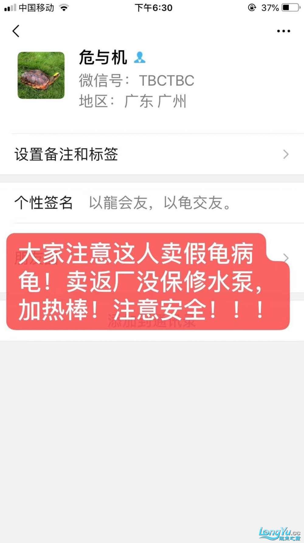 【西安四纹印尼虎苗】广州龟佬是个骗子? 西安观赏鱼信息 西安博特第3张