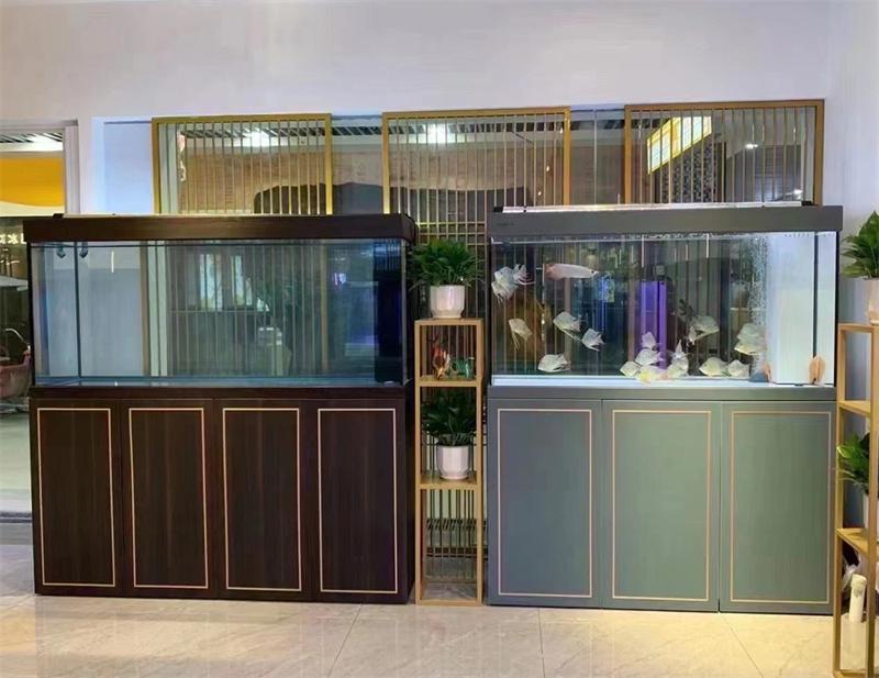 西安琉璃水族鱼缸批发市场 西安鱼缸 西安博特第2张