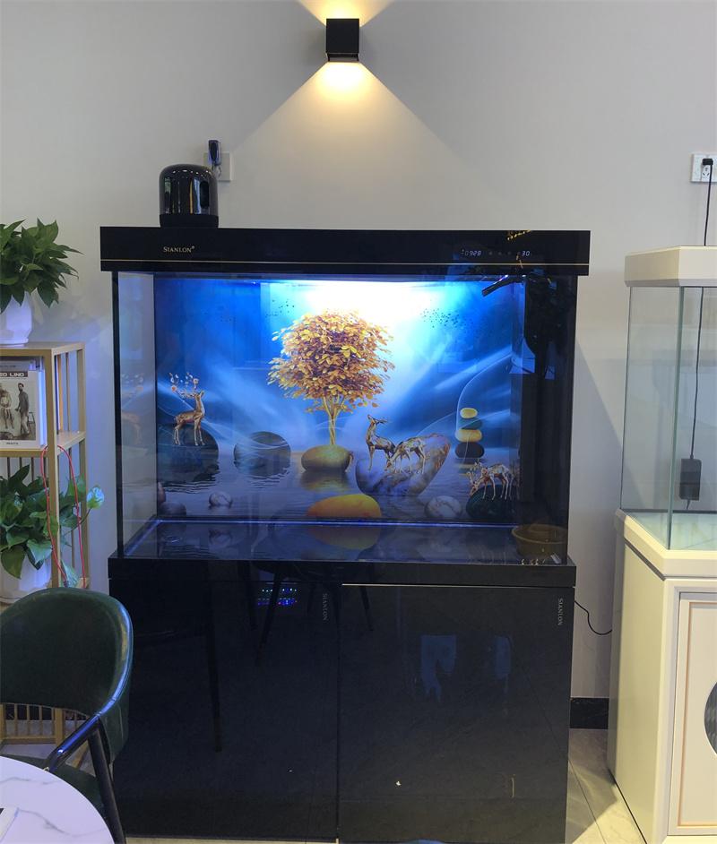 西安琉璃水族鱼缸批发市场 西安鱼缸 西安博特第4张