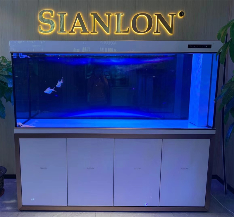 西安琉璃水族鱼缸批发市场 西安鱼缸 西安博特第5张