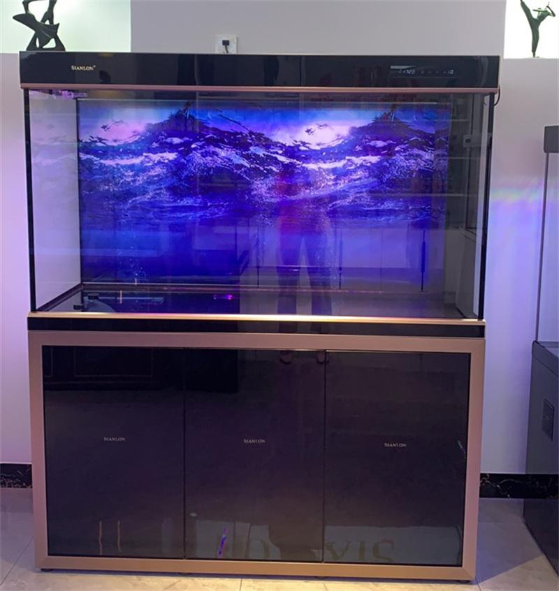 西安琉璃水族鱼缸批发市场 西安鱼缸 西安博特第7张