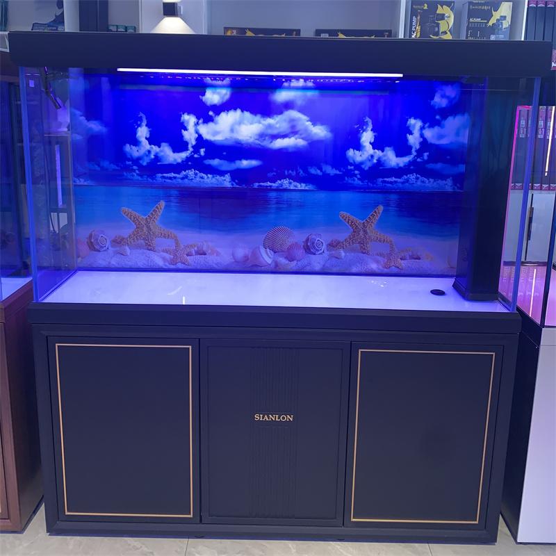 西安琉璃水族鱼缸批发市场 西安鱼缸 西安博特第8张