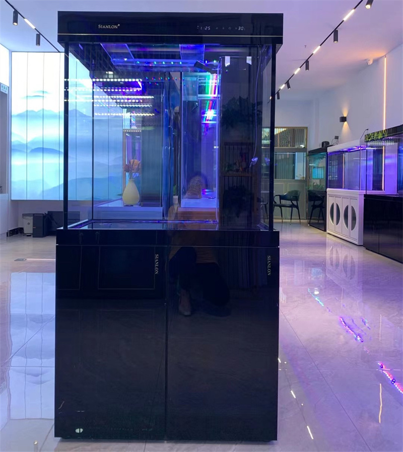 西安琉璃水族鱼缸批发市场 西安鱼缸 西安博特第9张